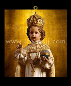 NJESUS1 Niño Jesús de Praga