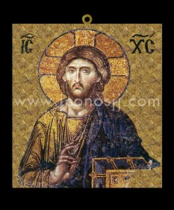 PB4 Pantocrátor Bizantino