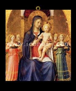 VI11 - Virgen Madonna y el Niño