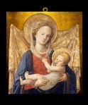 VI3 Virgen Madonna y el Niño
