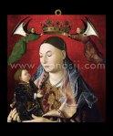 VI7 Virgen Madonna y el Niño