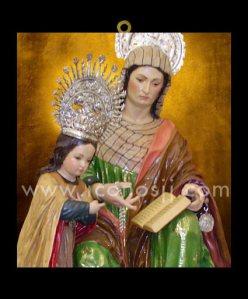 VNINA3 - Virgen Niña y Santa Ana
