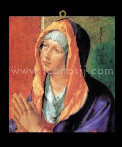 VRM1 La Virgen María Rezando