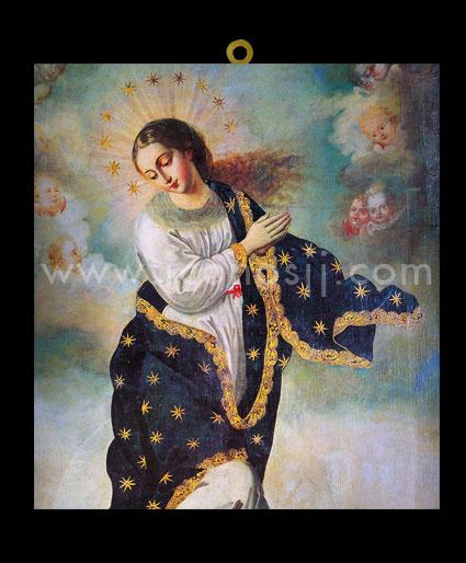 VRM14 Virgen de la Inmaculada Concepción