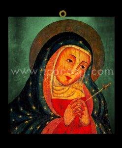 VRM16 Virgen de la Dolorosa