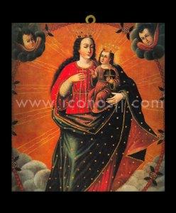 VRM19 Virgen del Rosario