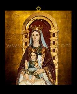 VRM31 Virgen de la Coromoto