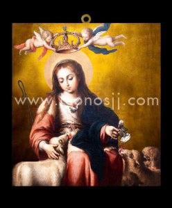 VRM35 - Virgen de la Divina Pastora de las Almas