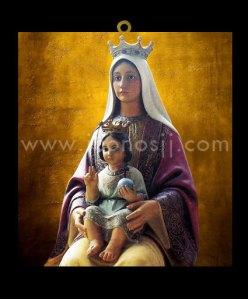 VRM38 - Virgen de La Coromoto