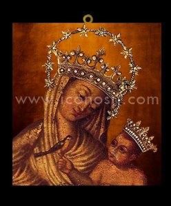 VRM4 Virgen de la Chiquinquirá