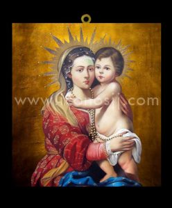 VRM40 - Virgen del Rosario