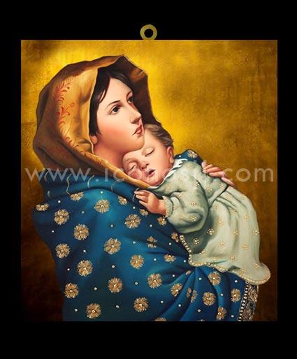 VRM42 - Madonna y el Niño