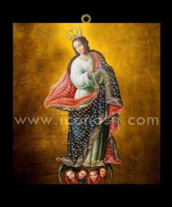 VRM44 - Virgen de la Inmaculada Concepción