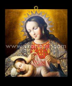 VRM45 - La Virgen y el Niño