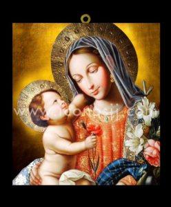 VRM46 - La Virgen y el Niño