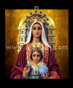 VRM52 - Virgen de La Coromoto