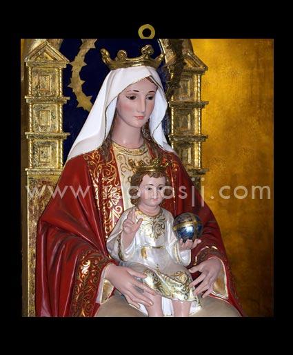VRM54 - Virgen de La Coromoto