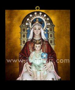 VRM55 - Virgen de La Coromoto