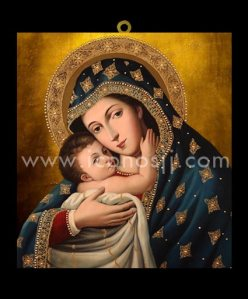 VRM56 - La Virgen y el Niño