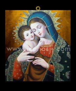VRM58 - La Virgen y el Niño