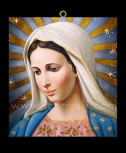 VRM59 - Virgen María de Medjugorje