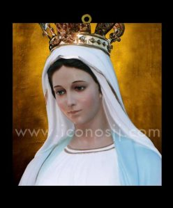 VRM60 – Virgen María de Medjugorje