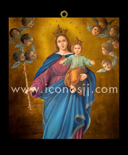 VRM72 - Virgen María Auxiliadora