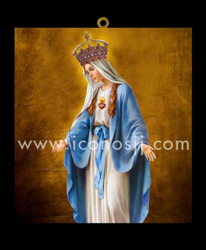 VRM74 - Virgen de Lourdes