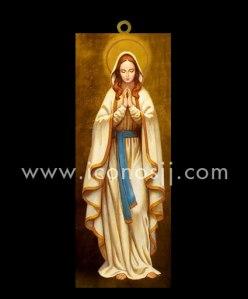 VRM75 - Virgen de Lourdes