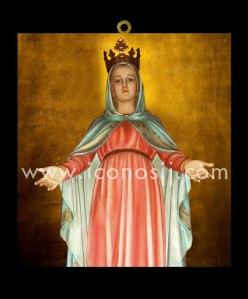 VRM76 - Virgen del Líbano - Harissa