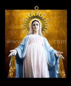 VRM8 Virgen de la Milagrosa