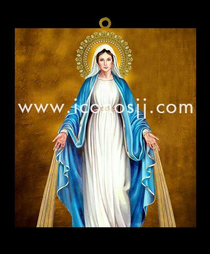 VRM80 - Virgen de la Milagrosa