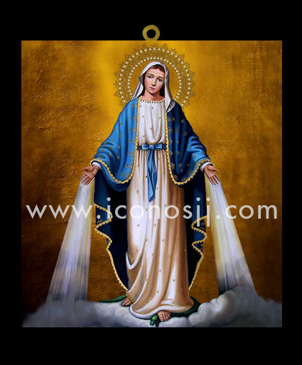 VRM81 - Virgen de la Milagrosa