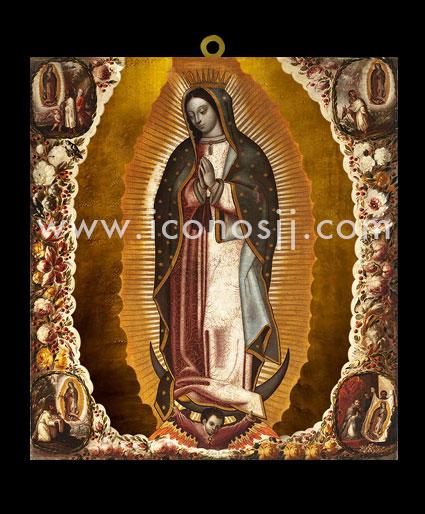VRM83 - Virgen de la Guadalupe