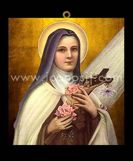 SBM16 - Santa Teresa del Niño Jesús
