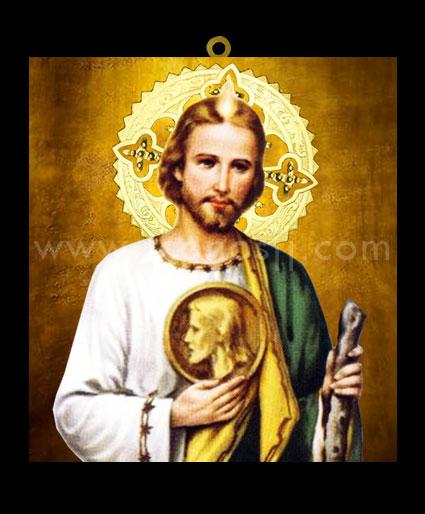 Poema A San Judas Tadeo Iconos Jj