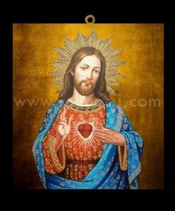 CRISTO1 - Sagrado Corazón de Jesús