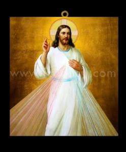 CRISTOS4 El Señor de la Divina Misericordia