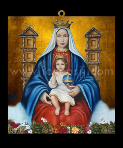 Hace 364 años apareció la Virgen de Coromoto