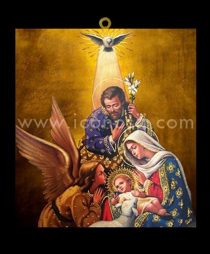 Imagenes Sagrada Familia Navidad.Bello Poema La Navidad Es Cancion Iconos J J