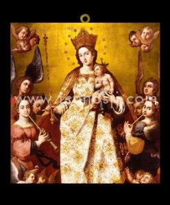 VNH2 - Virgen con Ángeles Músicos