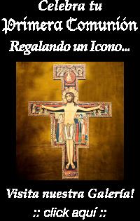 Celebra tu Primera Comunión Regalando un Icono...
