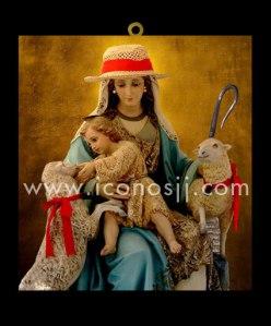 VRM70 - Virgen de la Divina Pastora