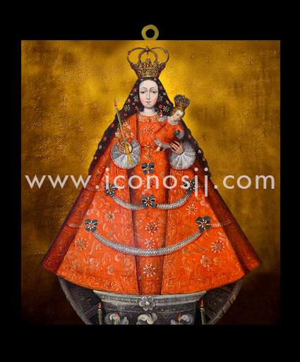 VRM93 - Virgen de Copacabada