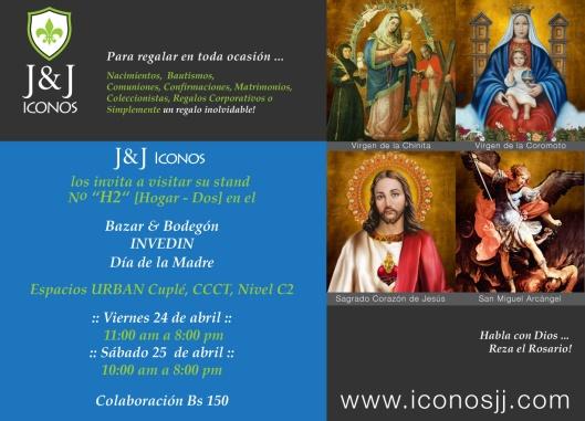 invitacion_iconosjj_bazar_invedin_2015_MADRES