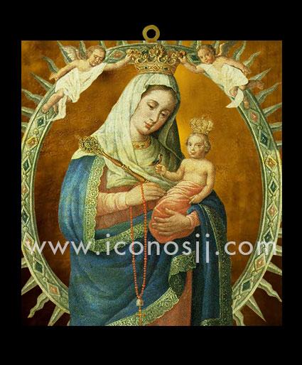 Bello Poema Dedicado A La Chinita Virgen De Nuestra Señora Del Rosario Del Chiquinquirá Celebrando El 18 De Noviembre Su Festividad